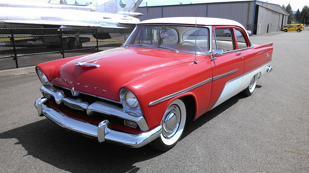 1956 plymouth savoy sold for 1956 plymouth savoy 4 door