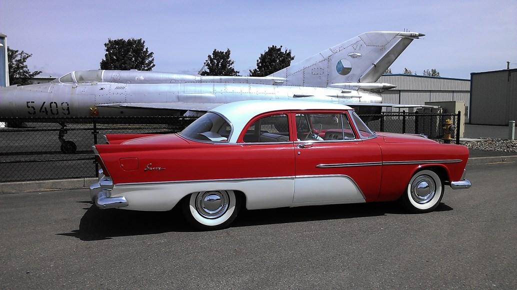 1956 Plymouth Savoy - SOLD - roadrunnermotorsports.com
